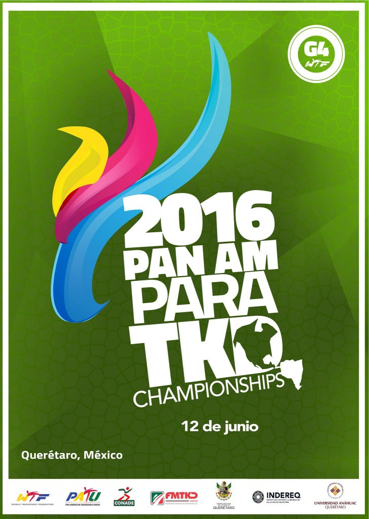 Mexico set to host fourth Pan American Para-Taekwondo Championships