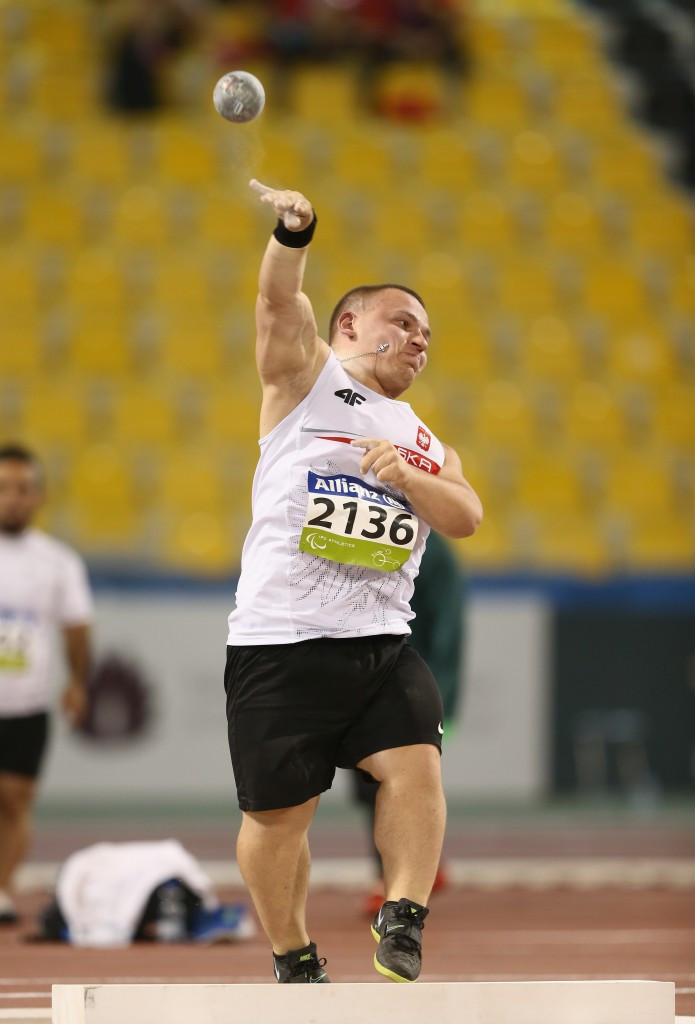 Four world records set on opening day of IPC Athletics European Championships