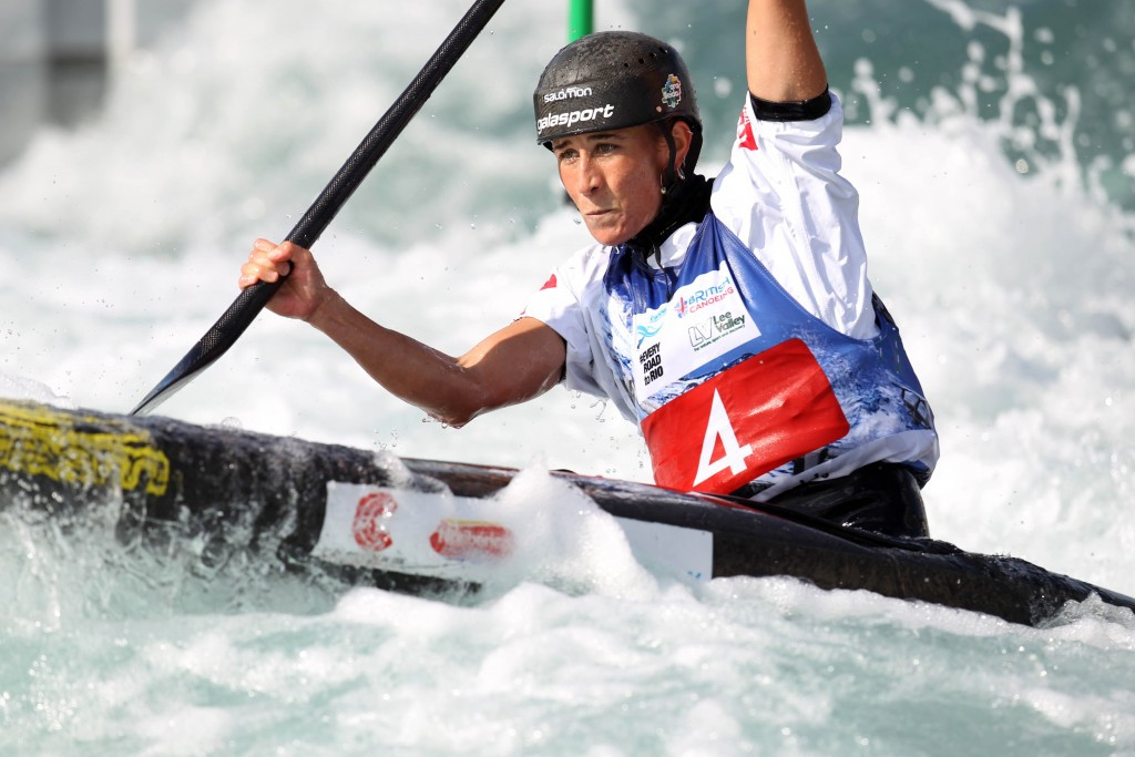 Vilarrubla delivers home success at Canoe Slalom World Cup in La Seu d'Urgell
