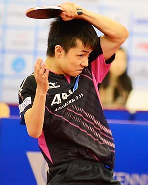 Japan's Kizukuri stuns number three seed to reach ITTF Australian Open semi-finals