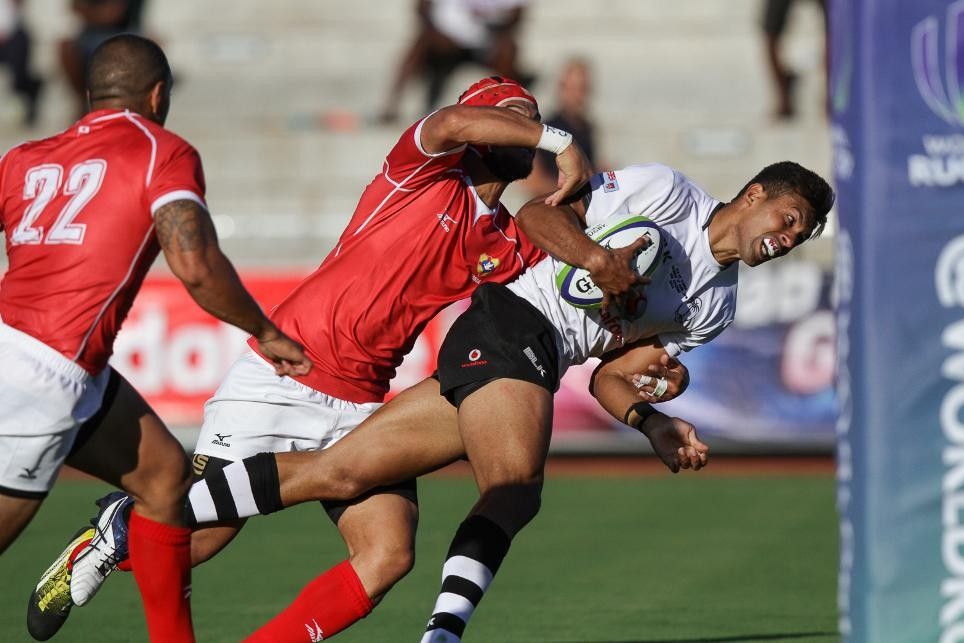 Fiji had to come from behind to beat Tonga in Suva ©World Rugby