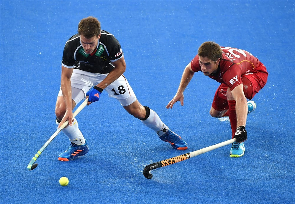 Germany come from behind once more to salvage point against Belgium at men's FIH Champions Trophy