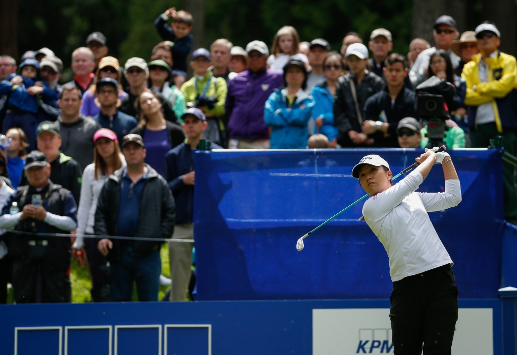 World number one Ko on course for third consecutive major ahead of final round at KPMG Women's PGA Championship