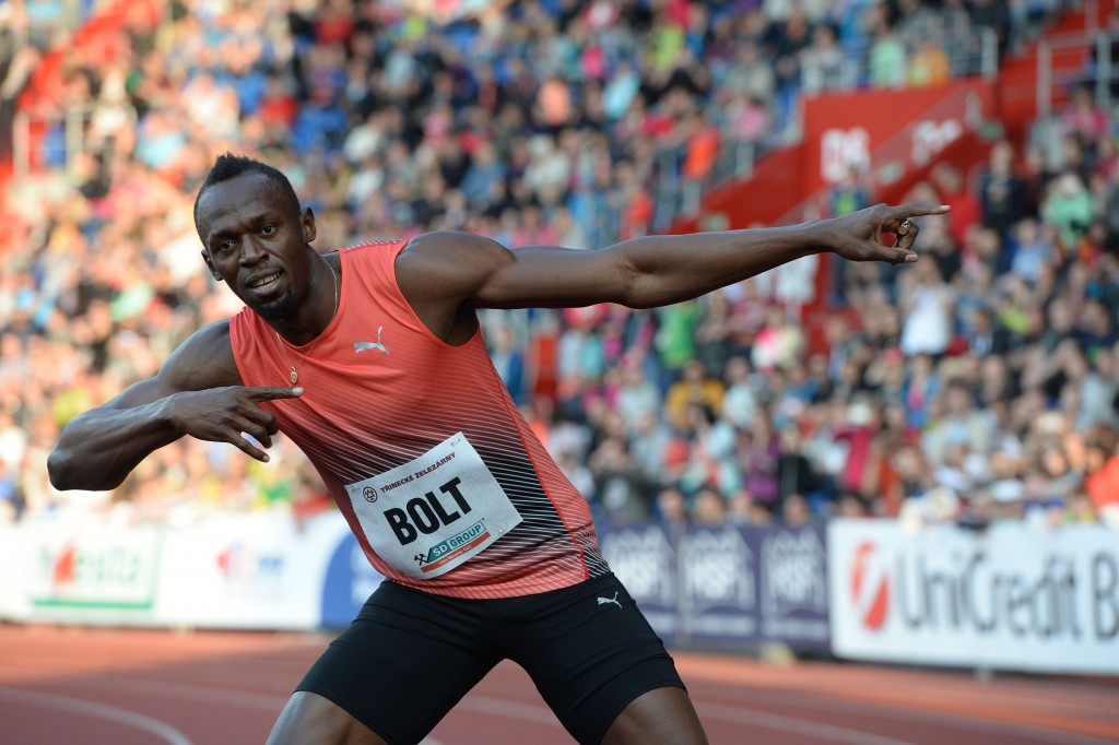 Global superstar Usain Bolt has said he would have no problem handing back his 4×100m relay Olympic gold medal from Beijing 2008 if team-mate Nesta Carter is confirmed to have failed a drugs test ©Getty Images