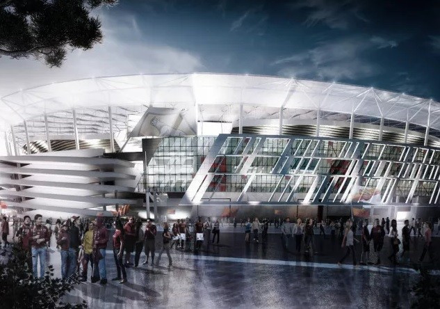 Rome 2024 eyeing new stadium for Olympic football finals