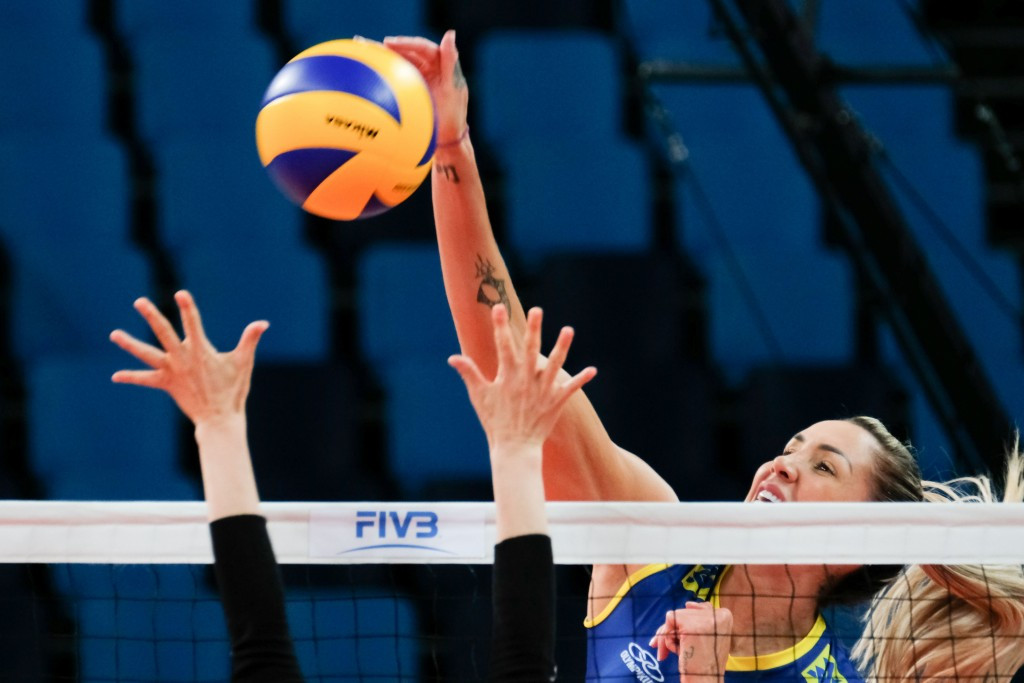 Hosts Brazil to begin defence of Olympic women's volleyball crown against Cameroon