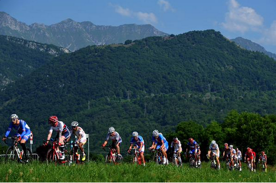 Hosts Italy top overall medal standings at Para-cycling Road World Cup season opener