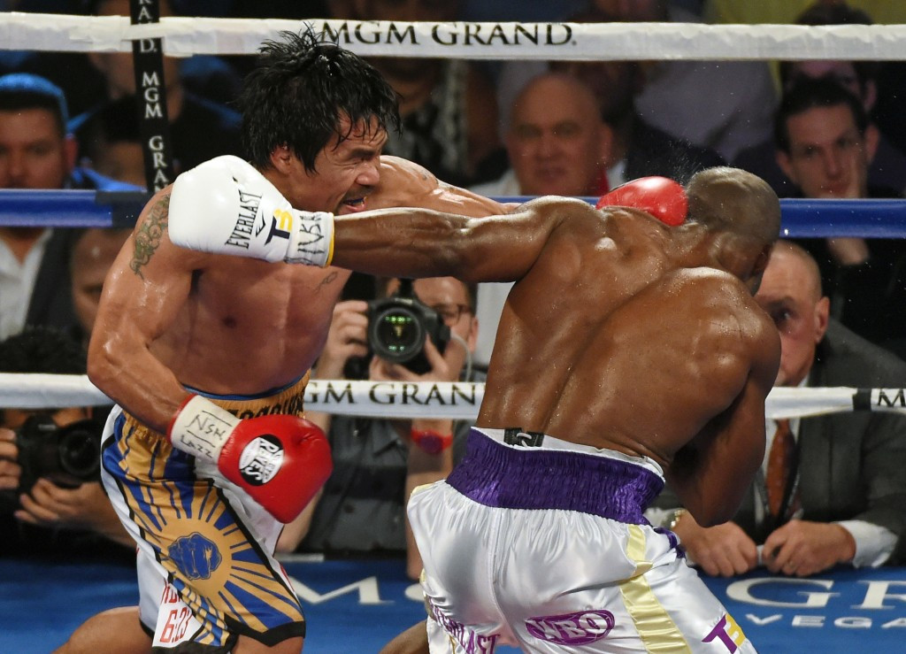 The Philippines' Manny Pacquiao had been billed as a potential superstar attraction at Rio 2016 but has decided to focus on his political career