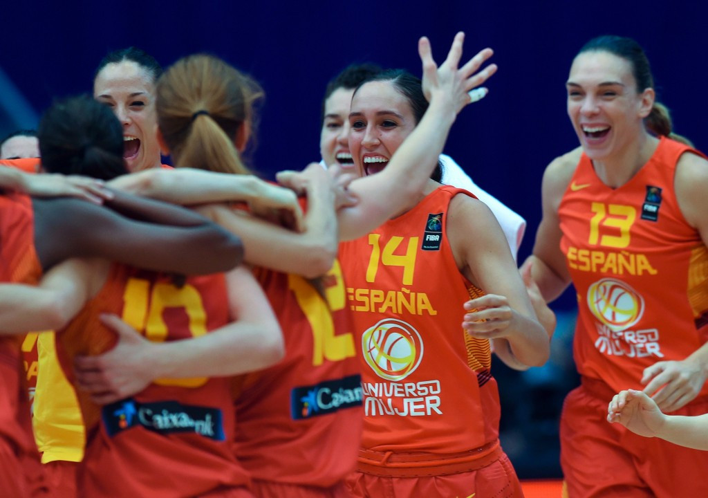 Spain will be looking to seal their place in Rio after coming second at the World Cup ©Getty Images