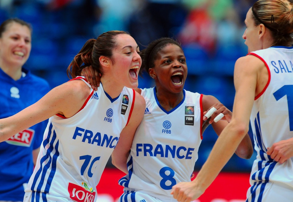 France will host the tournament in Nantes
