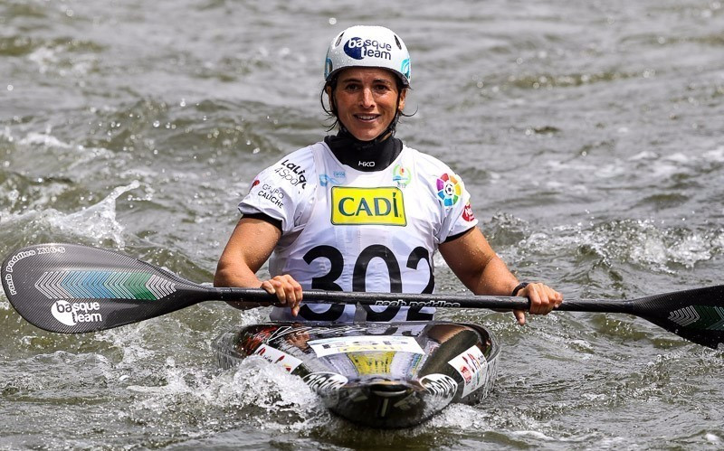Chourraut celebrates daughter's birthday with gold at ICF Canoe Slalom World Cup