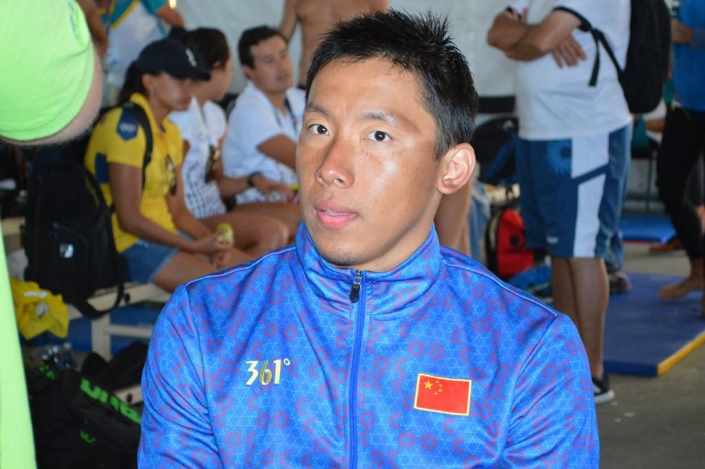 China's Zu Lijun won the qualifier in Setúbal