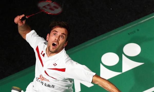 Denmark to host 2017 European Badminton Championships