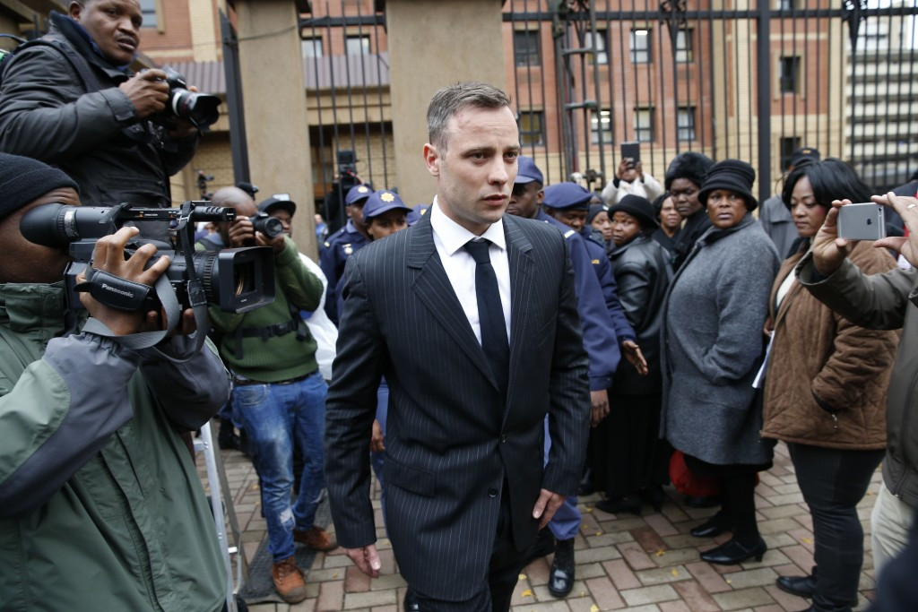 Pistorius shouldn't be jailed says psychologist at sentencing hearing