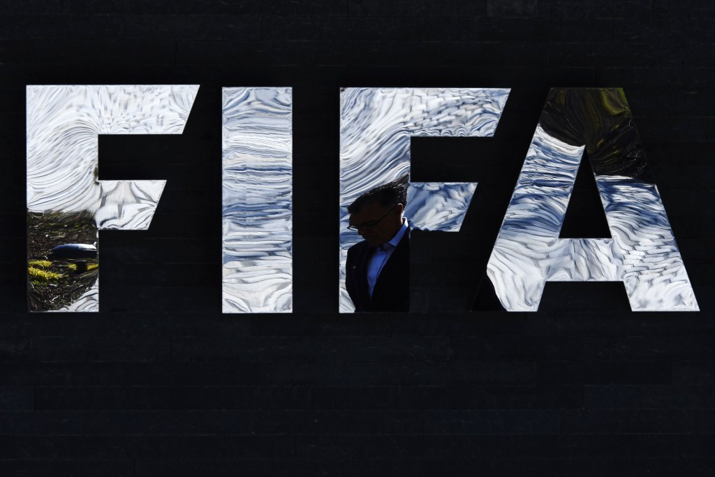 """FIFA """"welcomes decision"""" after auditor resigns"""