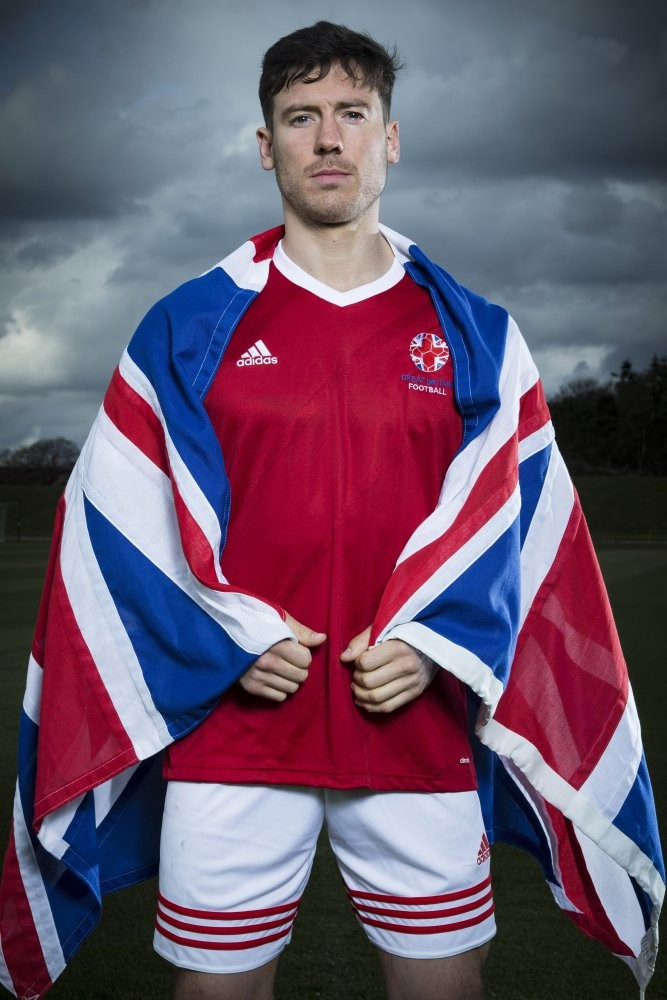 Great Britain's Jack Rutter will make his third Paralympic Games appearance in football seven-a-side at Rio 2016  ©onEdition