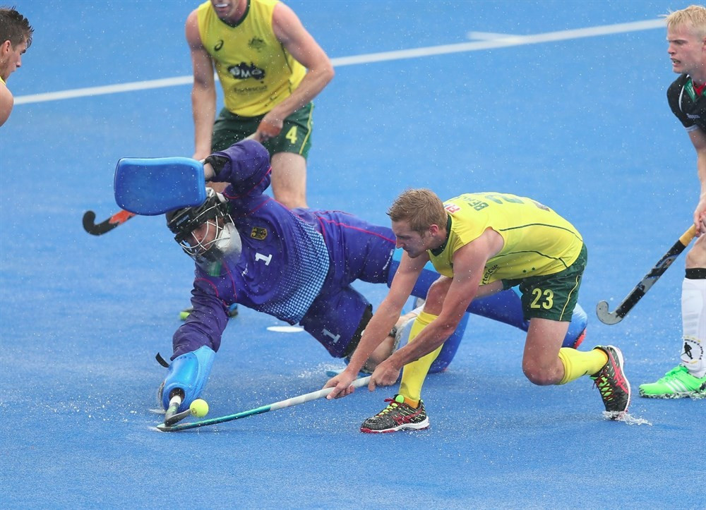 Australia move three points clear at FIH Champions Trophy after downing Olympic gold medallists
