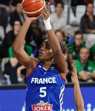 Hosts France claim victory over Cuba on opening day of FIBA Women's Olympic Qualifying Tournament