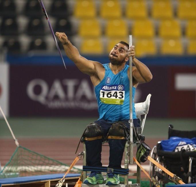 Kuznetsov breaks world record to defeat rival at IPC Athletics European Championships