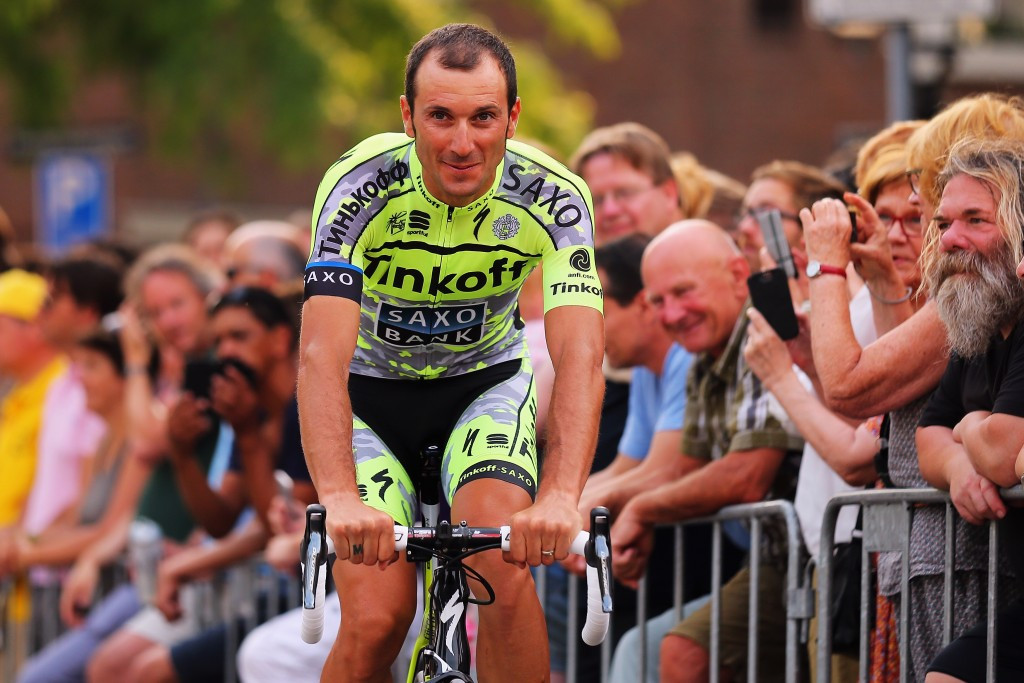 Ivan Basso was among a small number of athletes suspended previously due to involvement in the case
