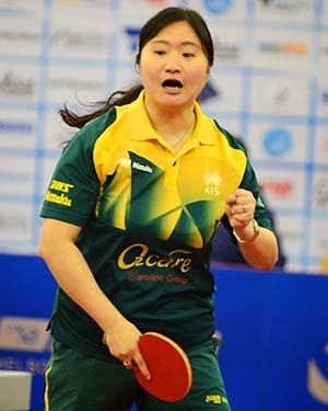 Dederko claims surprise gold medal as hosts Australia dominate ITTF Oceania Cup