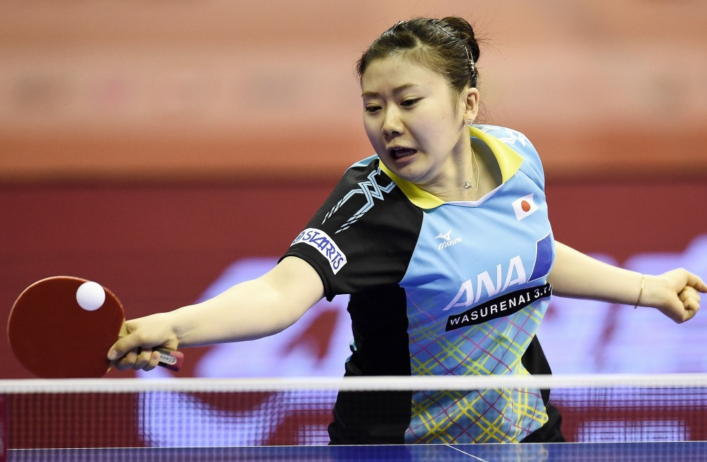 Full-strength Chinese team standing in way of home success at ITTF Japan Open