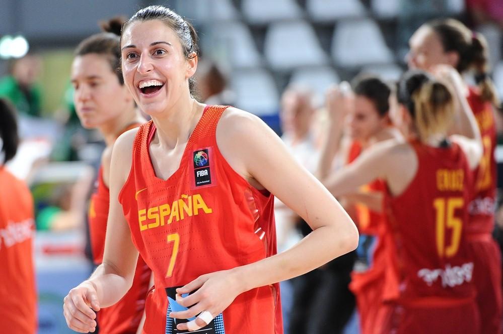 Spain thrash China to get FIBA Women's World Olympic Qualifying campaign off to winning start