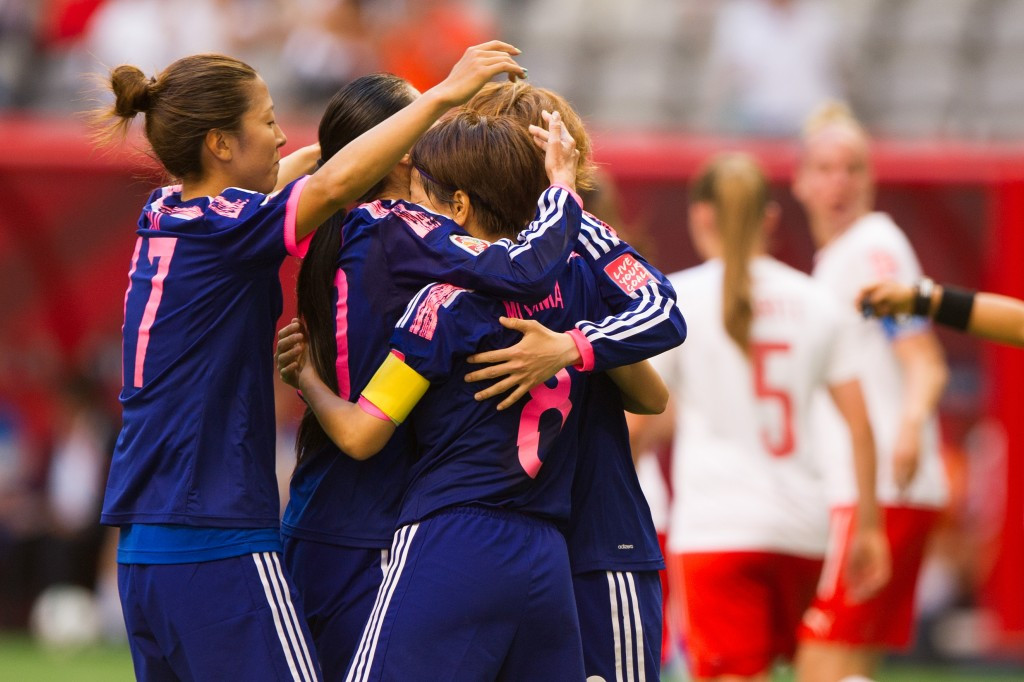 Japan begin Women's World Cup defence with hard-fought win against Switzerland