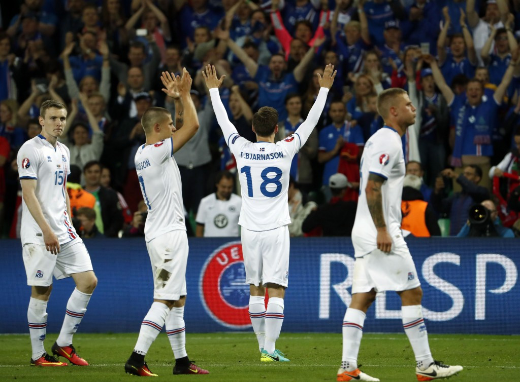 Debutants Iceland hold Portugal to memorable draw at Euro 2016