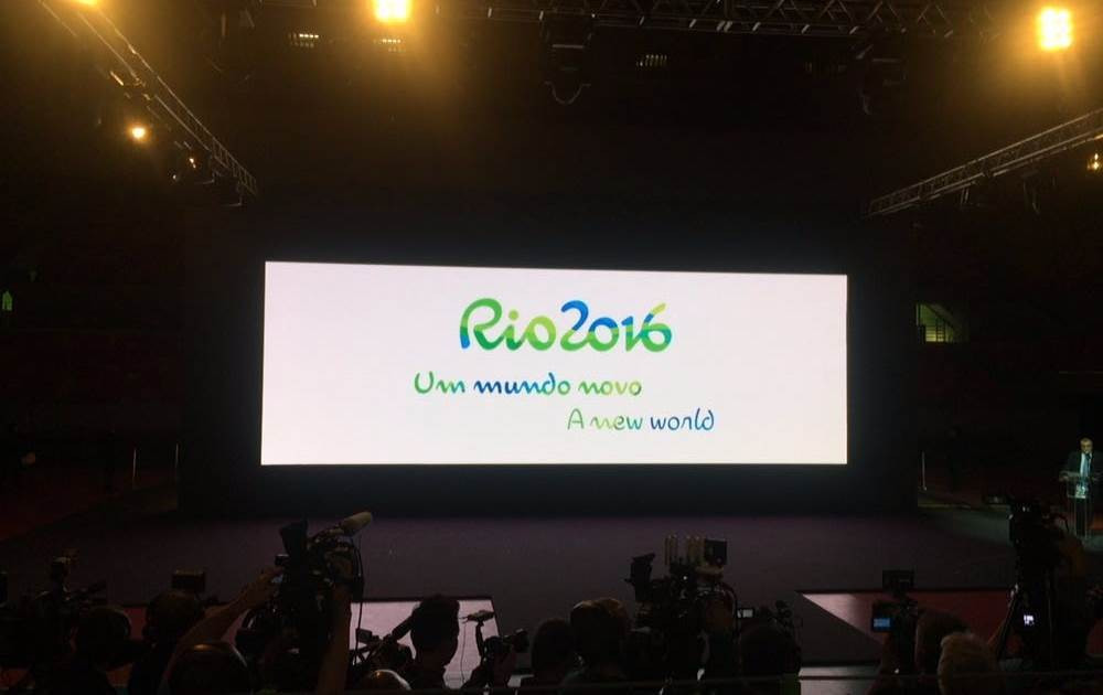 Rio 2016 has unveiled the official slogan for the Olympic and Paralympic Games ©Rio 2016
