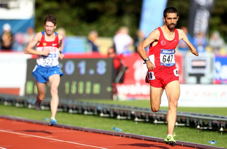 Swansea hosted last year's edition of the IPC Athletics European Championships