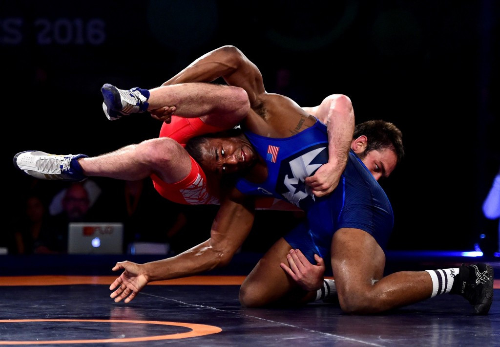 Ketchum were involved in the campaign to get wrestling reinstated on the Olympic programme