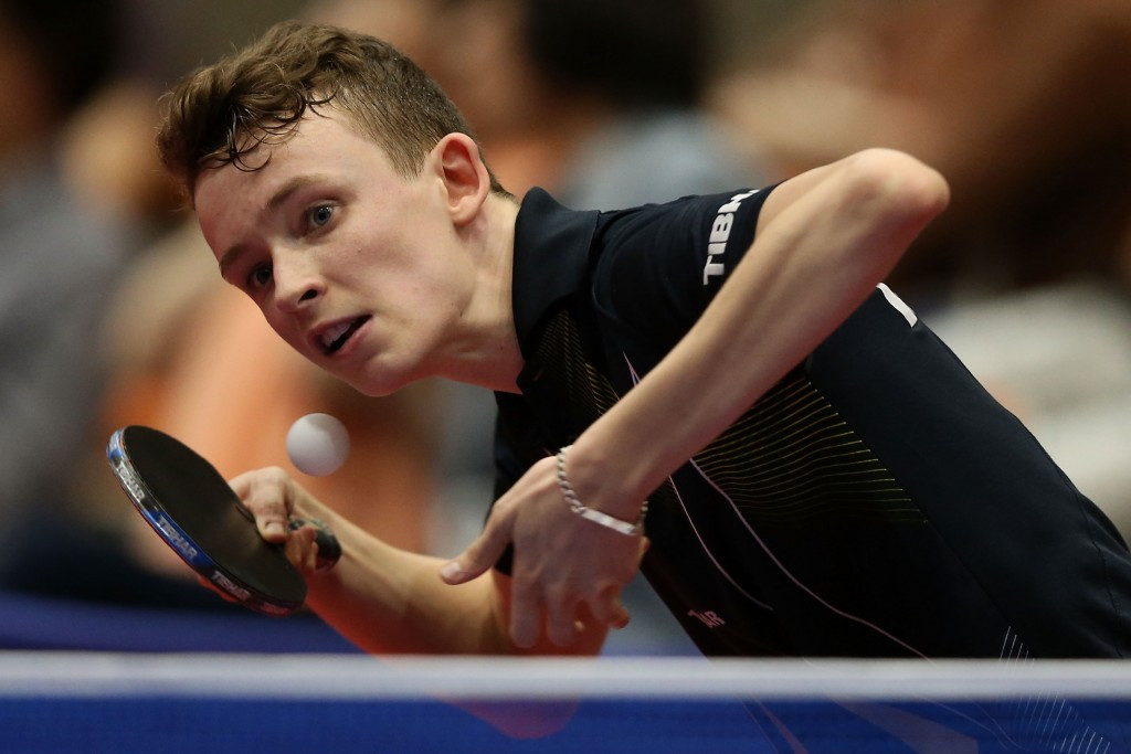 Robinot causes shock as ITTF Japan Open begins