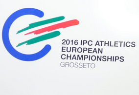 Emblem unveiled for 2016 IPC Athletics European Championships in Grosseto