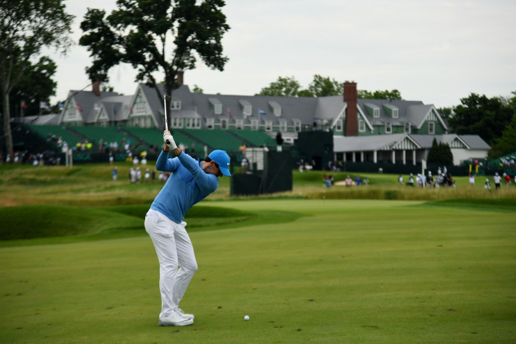 Rory McIlroy says victory at Oakmont would mark the greatest accomplishment of his career ©Getty Images