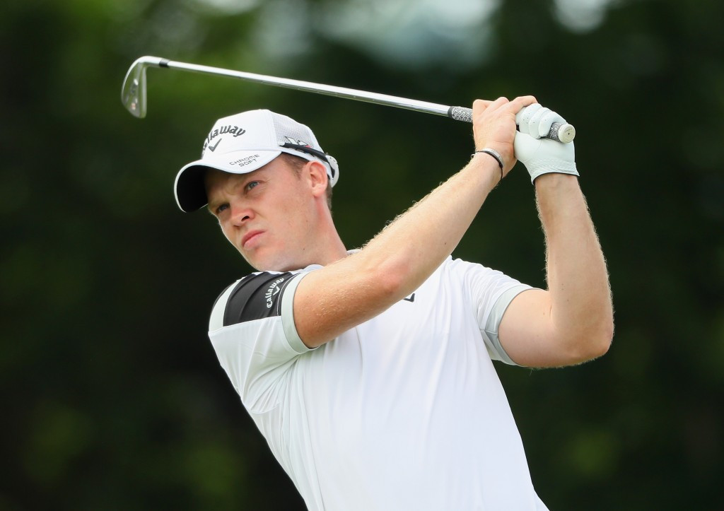 England's Danny Willett arrives in Philadelphia having triumphed at the Masters in April
