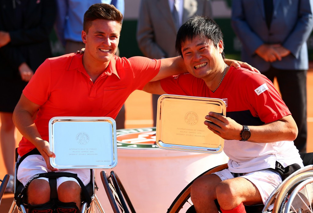 Kunieda increases Grand Slam tally to 38 after singles and doubles success at French Open
