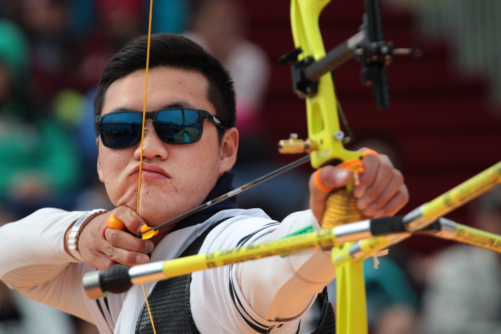 South Korea and Mexico to clash at Archery World Cup with Brazil on verge of history