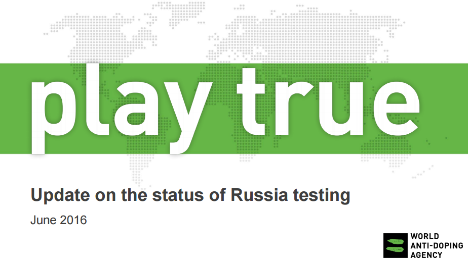 A damning report has been published by WADA  ©WADA