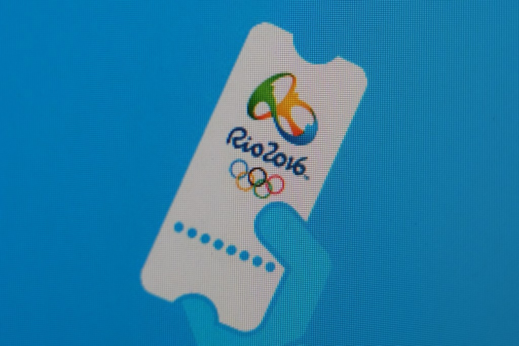 High percentage of Rio 2016 ticket applicants successful in first draw