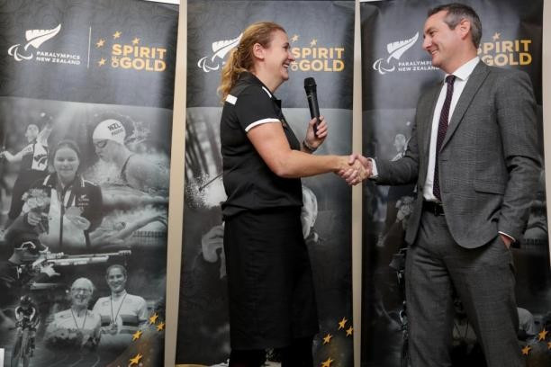 TOP sponsor Visa become supporting partner of Paralympics New Zealand ahead of Rio 2016