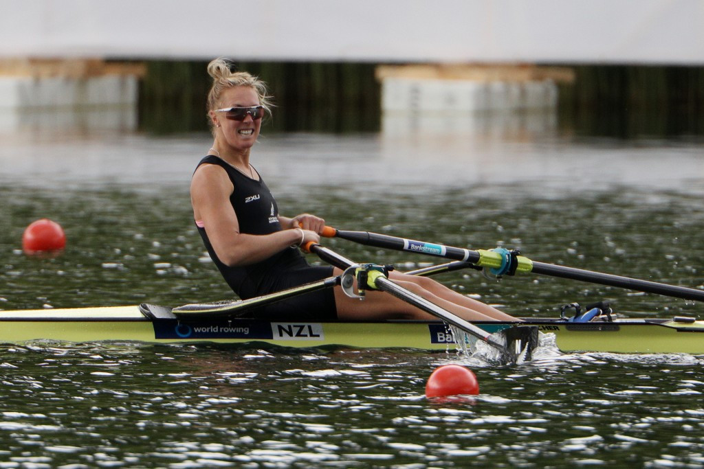 Twigg and Brennan to resume single sculls rivalry at Poznan leg of World Rowing Cup
