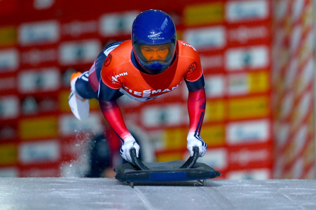 Lizzy Yarnold, who first mooted a potential boycott of the Sochi World Championships in October, will be hoping to secure her first win since returning to competitive action ©Getty Images
