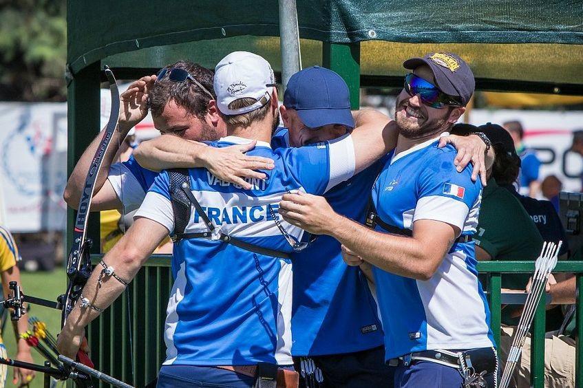 Six countries book Rio 2016 archery berths in Antalya