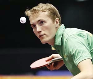 Anderssen leads surprise qualifiers into main draw of ITTF Japan Open