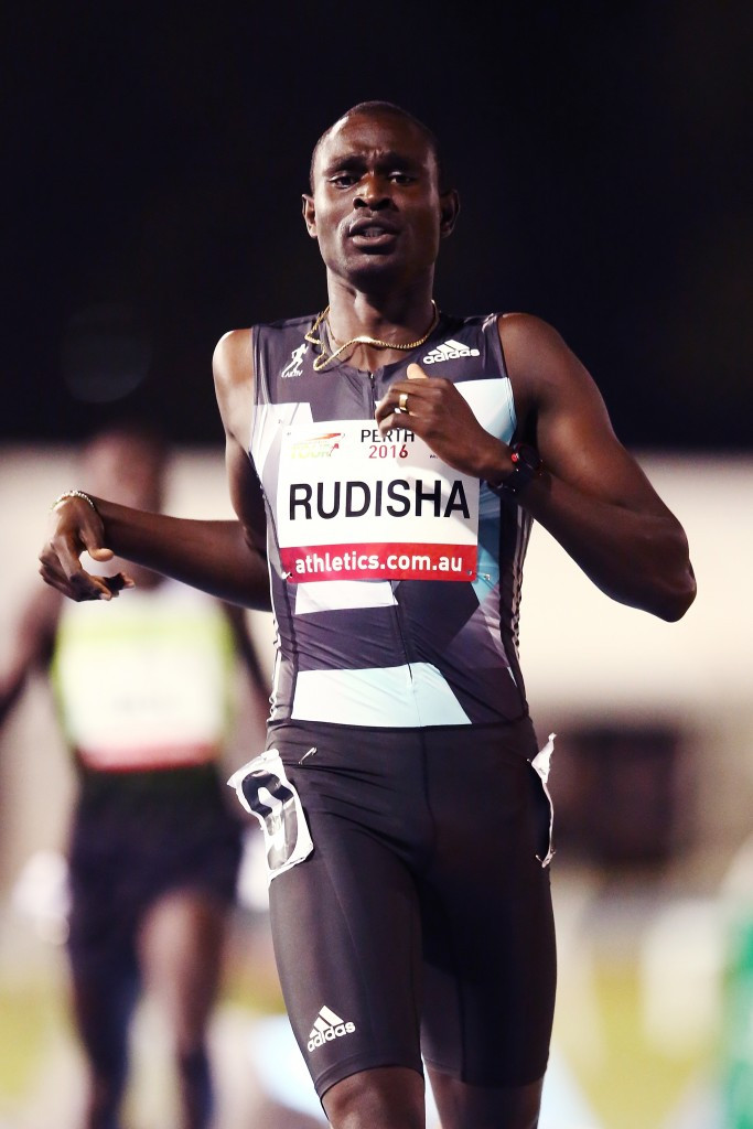 Rudisha's Rio ambitions get a nasty jolt at rainswept Stockholm Diamond League