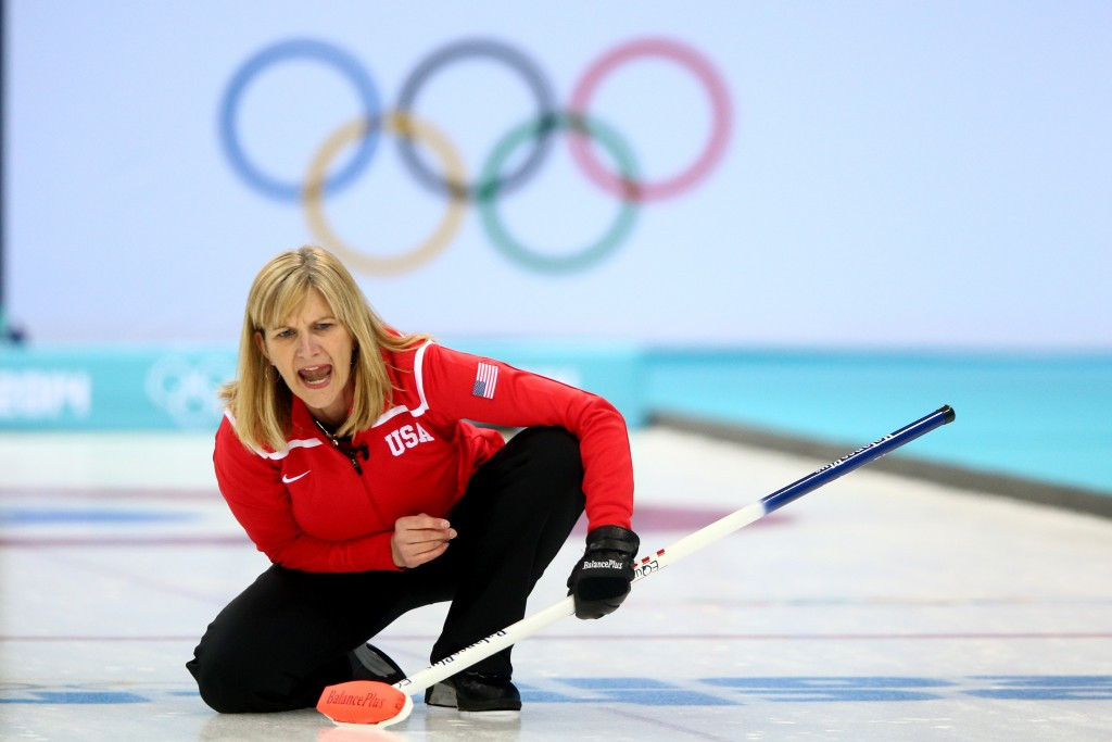 Winter Olympian Brown announces retirement from curling