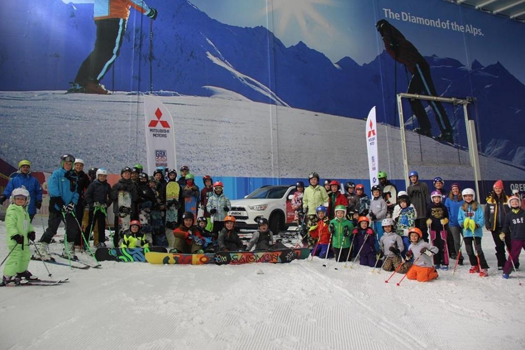 Ski and snowboard cross trials take off in Britain