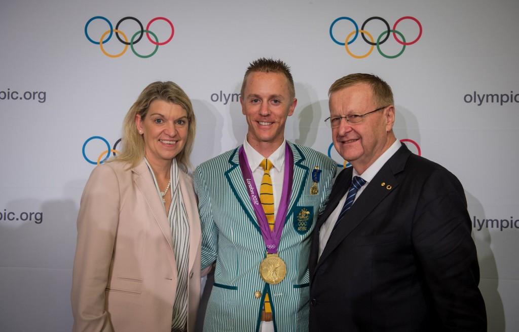 IOC vice-president John Coates attacked RUSADA, describing the organisation as rotten to the core