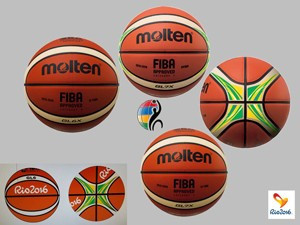 IWBF reveal basketballs for Rio 2016 tournament